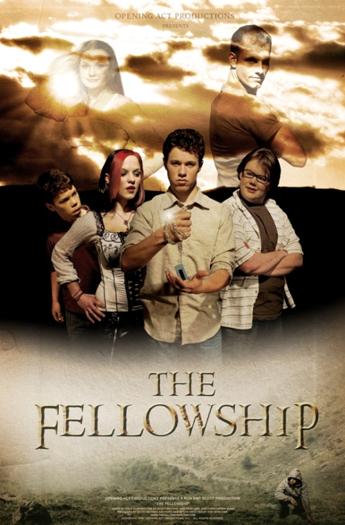 The Fellowship Movie Concept Poster